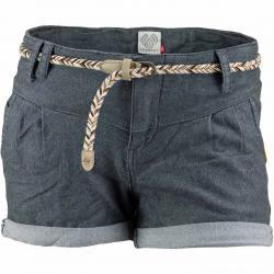 Ragwear Damen Shorts Heaven A dunkelgrau