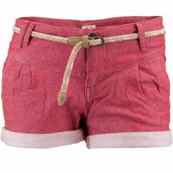 Ragwear Damen Shorts Heaven A rot