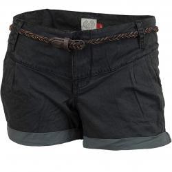 Ragwear Damen Shorts Heaven B schwarz