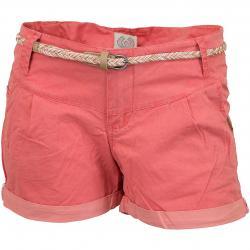 Ragwear Damen Shorts Heaven B rot