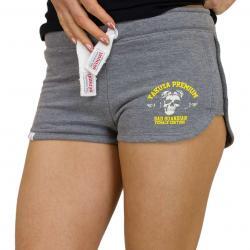 Yakuza Premium Damen Shorts 2241 grau