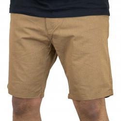 Iriedaily Shorts Golfer Chambray caramel