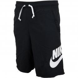 Nike Shorts Alumni French Terry schwarz