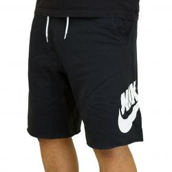 Nike Shorts French Terry GX 1 schwarz/weiß