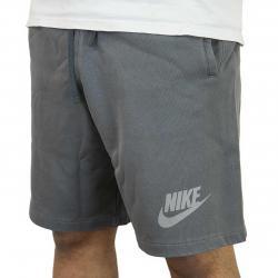 Nike Shorts Futura Washed HBR grau
