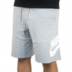 Nike Shorts GX1 French Terry grau