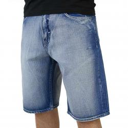 Pelle Pelle Buster Shorts white wash