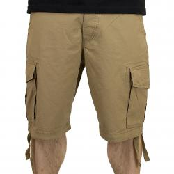 Reell Flex Cargo Shorts dark sand
