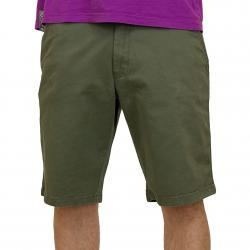Reell Chino Short Flex Grip oliv