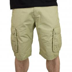 Vintage Industries Shorts Hewitt beige