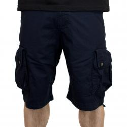 Vintage Industries Cargo-Shorts Terrance dark navy