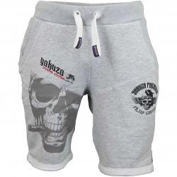 Yakuza Premium Shorts 2628 grau