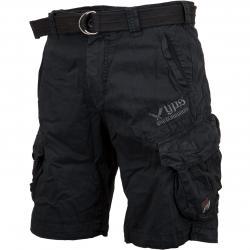 Yakuza Premium Shorts 2664 Cargo schwarz
