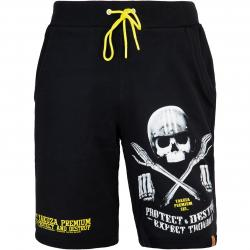 Yakuza Premium Herren 3027 Shorts schwarz