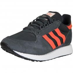 Adidas Originals Sneaker Forest Grove dunkelgrau/rot
