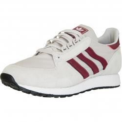 Adidas Originals Sneaker Forest Grove beige/dunkelrot