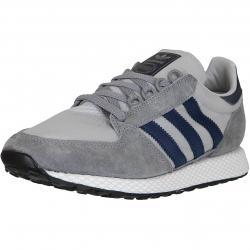 Adidas Originals Sneaker Forest Grove grau/dunkelblau