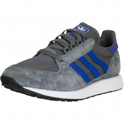 Adidas Originals Sneaker Forest Grove grau/royal