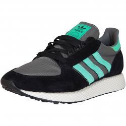 Adidas Originals Sneaker Forest Grove schwarz/türkis