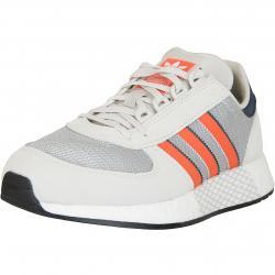 Adidas Originals Sneaker Marathon Tech weiß/orange