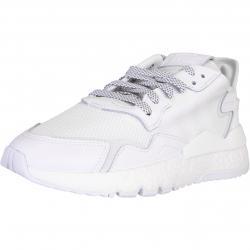 Adidas Nite Jogger Sneaker weiß
