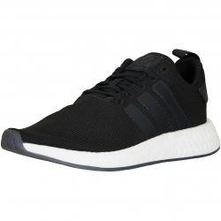 Sneaker Adidas NMD R2 schwarz/schwarz