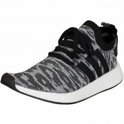 Adidas Originals NMD R2 Primeknit schwarz/weiß