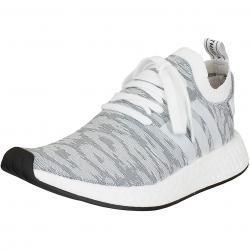 Adidas Originals Sneaker NMD R2 Primeknit weiß/schwarz
