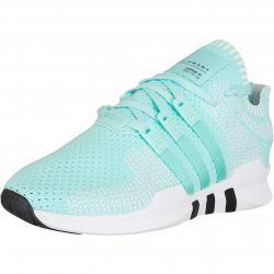 Adidas Originals Damen Sneaker Equipment Support ADV Primeknit aqua/weiß