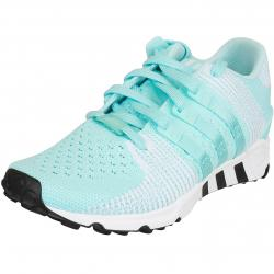 Adidas Originals Damen Sneaker Equipment Support RF Primeknit aqua/schwarz