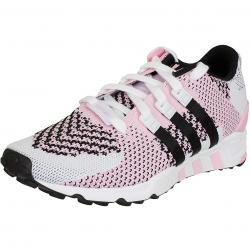 Adidas Originals Damen Sneaker Equipment Support RF Primeknit pink/schwarz