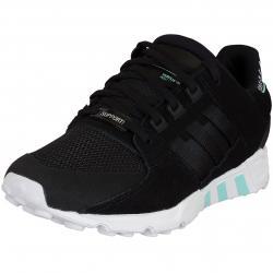 Adidas Originals Damen Sneaker Equipment Support RF schwarz/schwarz/weiß