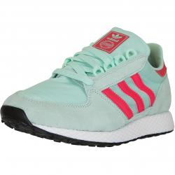 Adidas Originals Damen Sneaker Forest Grove mint/pink