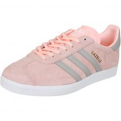 Adidas Originals Damen Sneaker Gazelle rosa/grau