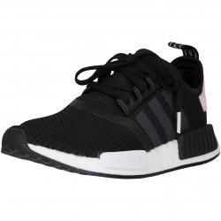 Adidas Originals Damen Sneaker NMD R1 schwarz/weiß/pink