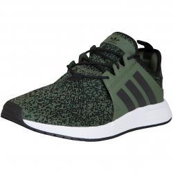 Adidas Originals Sneaker X PLR grün/schwarz