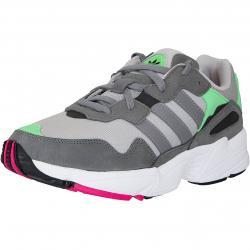 Adidas Originals Sneaker Yung-96 grau/pink/grün