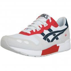 Asics Sneaker Gel-Lyte weiß/rot
