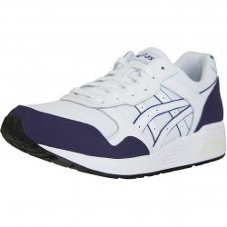 Asics Sneaker Lyte-Trainer weiß/dunkelblau