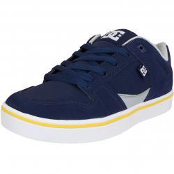 DC Shoes Sneaker Course 2 dunkelblau/gelb
