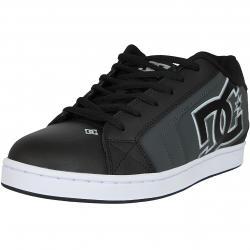 DC Shoes Sneaker Net schwarz/schwarz/grau