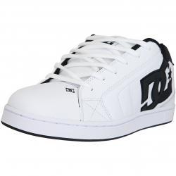 DC Shoes Sneaker Net SE weiß/schwarz
