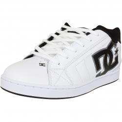 DC Shoes Sneaker Net weiß/schwarz