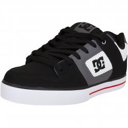 DC Shoes Sneaker Pure weiß/schwarz/rot