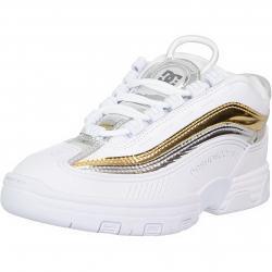 DC Shoes Damen Sneaker Legacy OG weiß