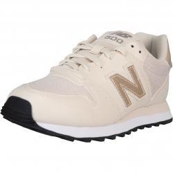 New Balance NB 500 Damen Sneaker beige
