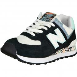 New Balance NB 574 Damen Sneaker Schuhe schwarz