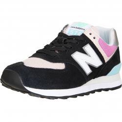 New Balance Damen Sneaker 574 schwarz