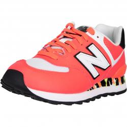 New Balance NB 574 Damen Sneaker Schuhe coral
