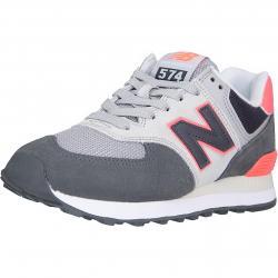 New Balance Damen Sneaker 574 grau